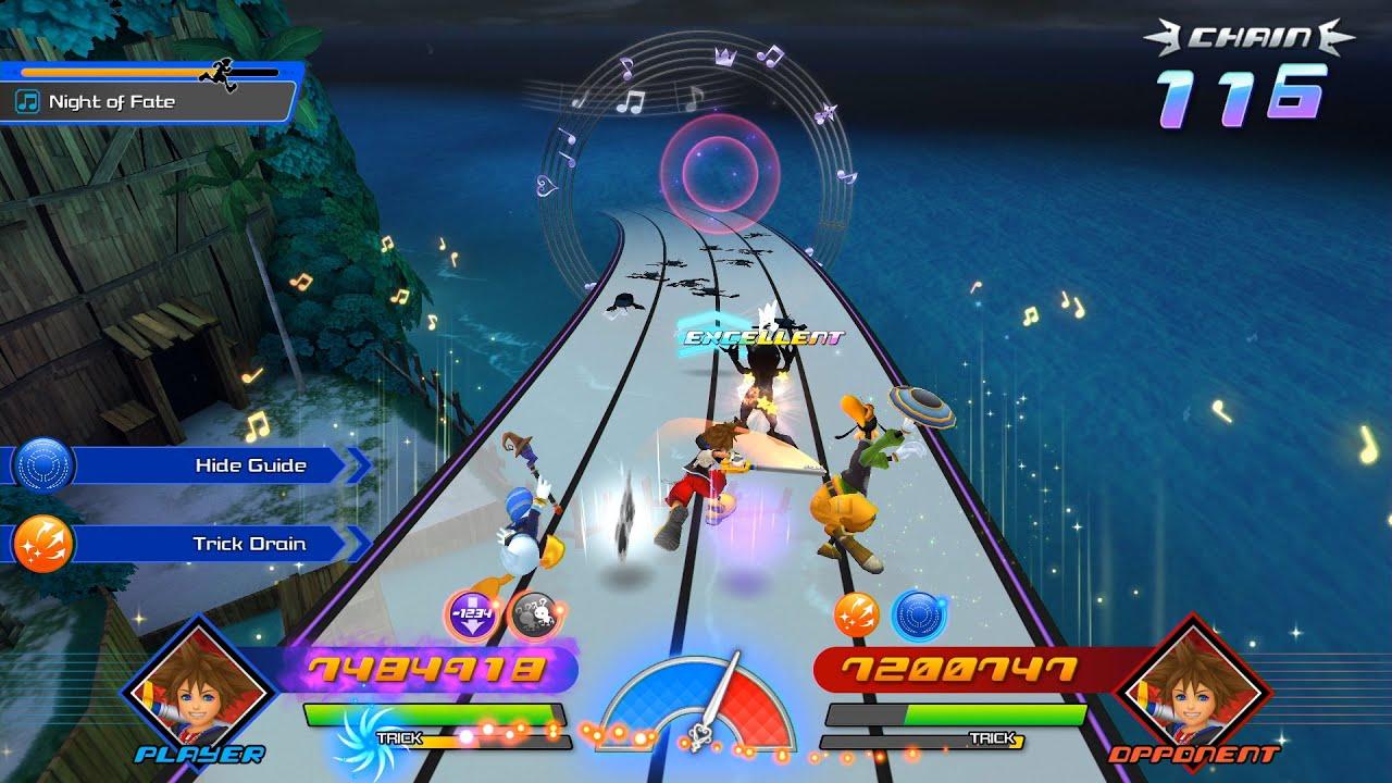 Melody of Memories gameplay