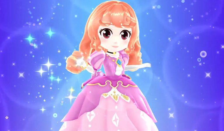 Pretty Princess Party recebe data de lançamento no ocidente