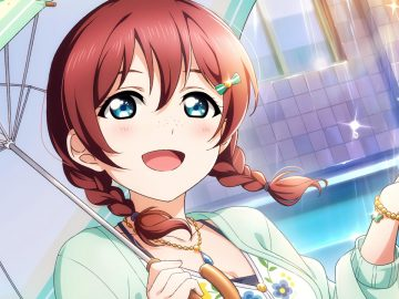 Love Live! All Stars Emma chuva
