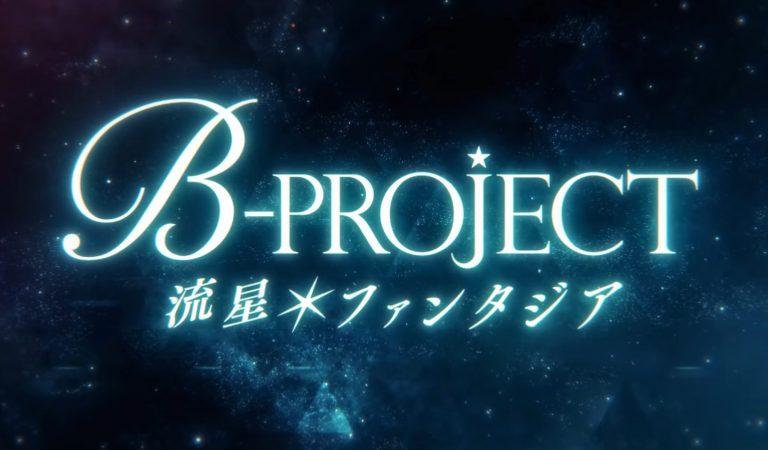 B-Project: Ryuusei Fantasia é anunciado para Nintendo Switch