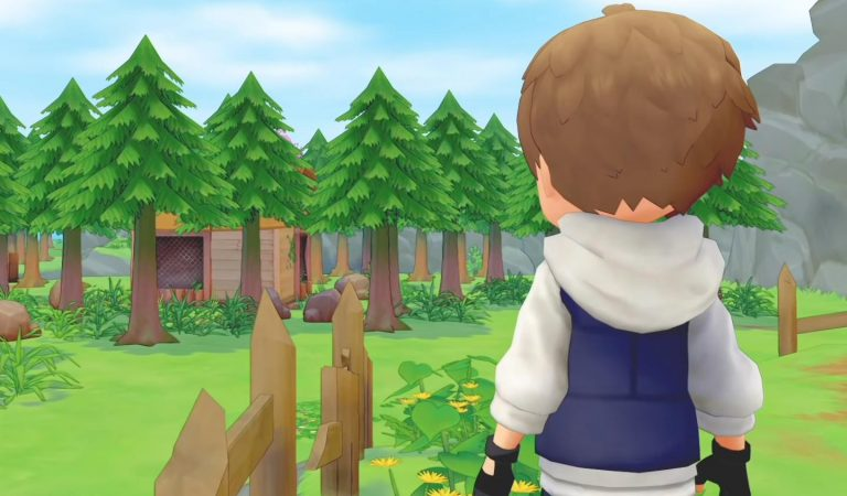 Story of Seasons: Pioneers of Olive Town recebe novo trailer