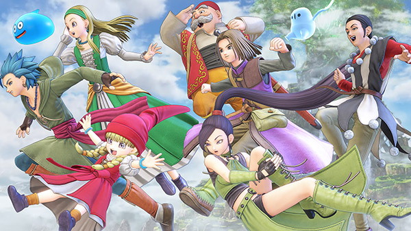 Dragon Quest XI def