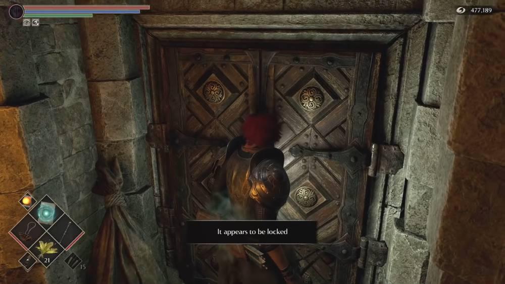 Screenshot de Demon's Souls