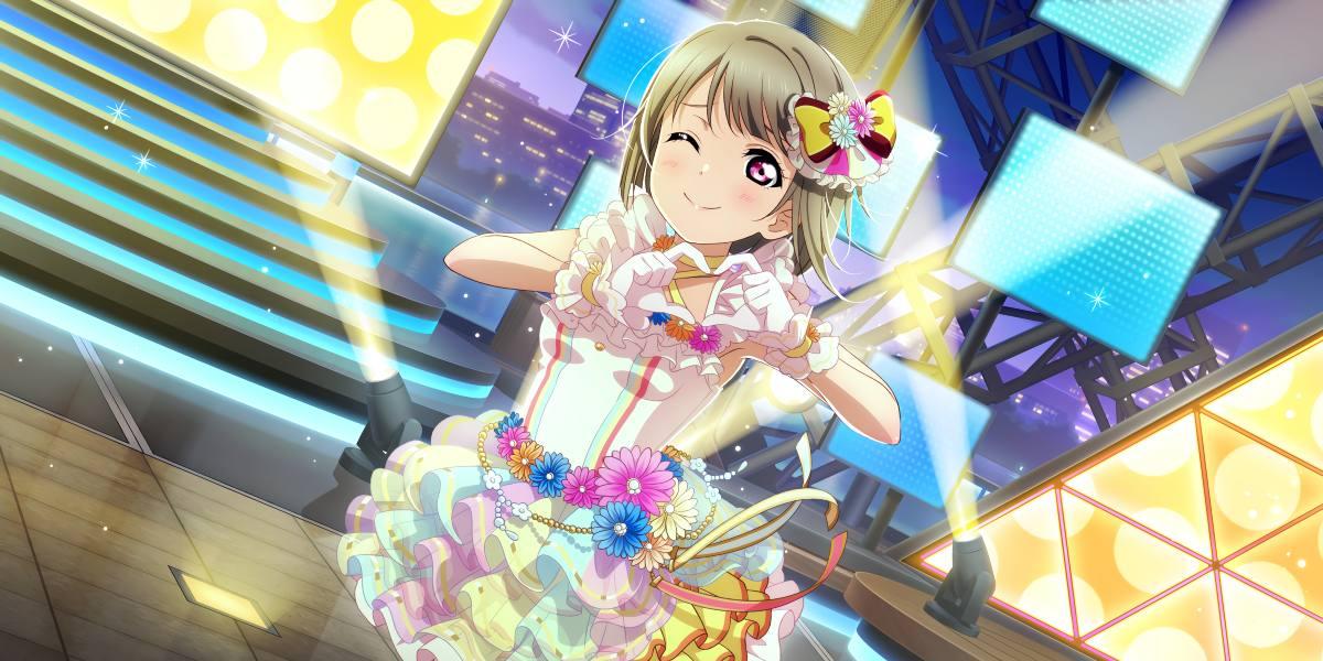 Kasumi Love U my friends