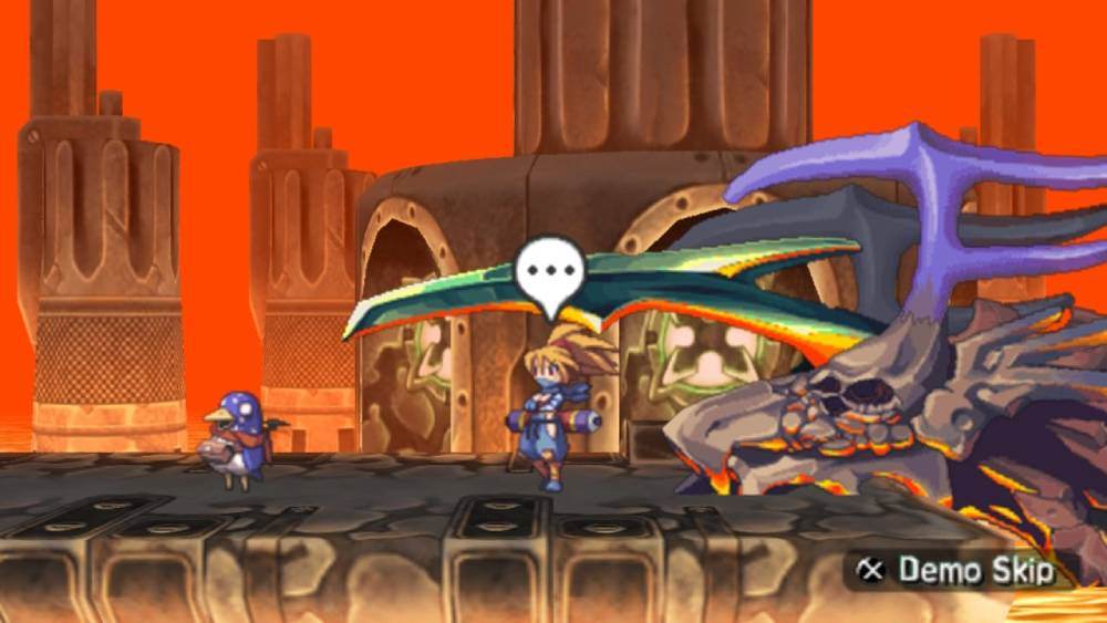 Screenshot de Prinny 1-2: Exploded & Reloaded