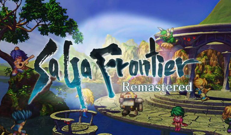 SaGa Frontier Remastered tem lançamento marcado para 2021