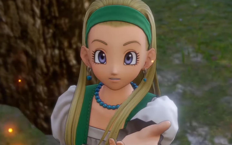 Dragon Quest XI Serena