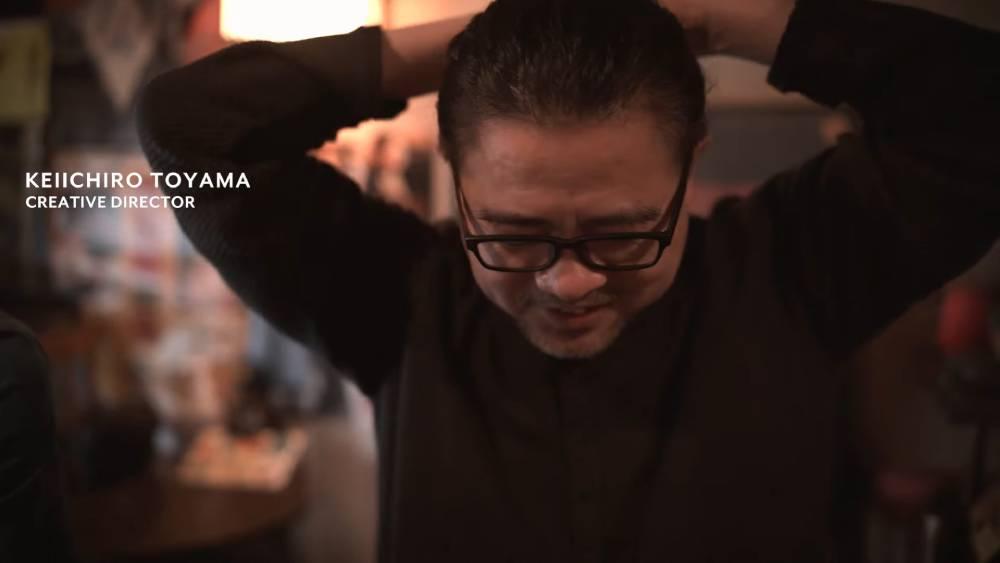 "Captura de tela do vídeo ""A New Chapter - Bokeh Game Studio"" com Keiichiro Toyama"