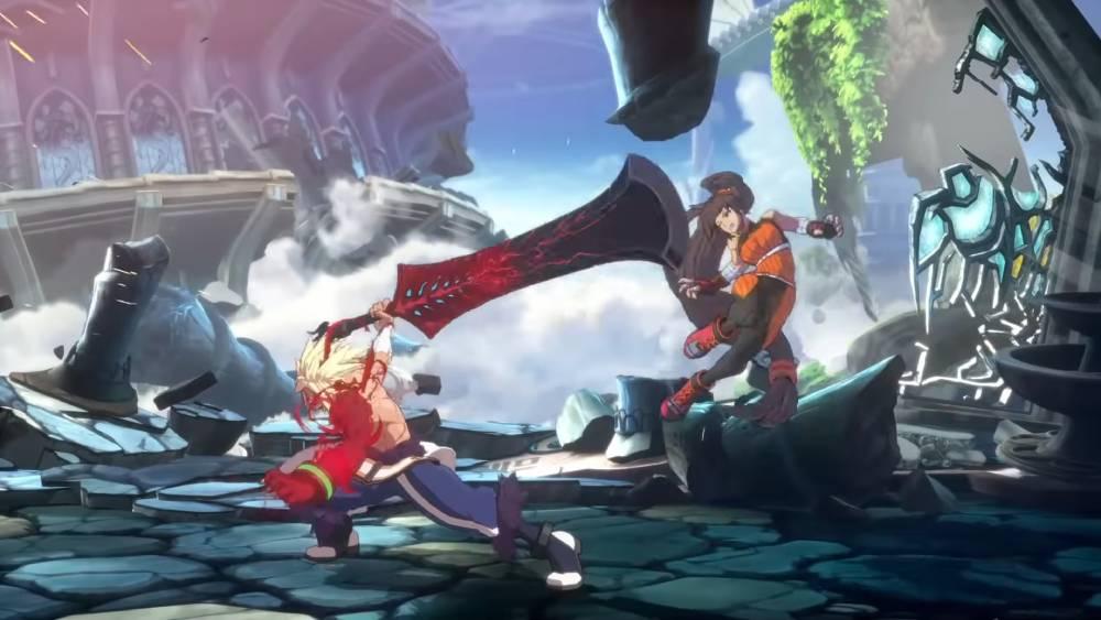 Screenshot de DNF Duel