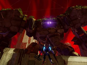 Screenshot de Daemon X Machina