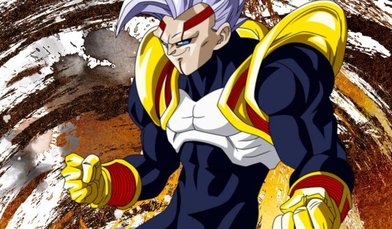 Super Baby 2, de Dragon Ball GT, se juntará ao elenco de FighterZ