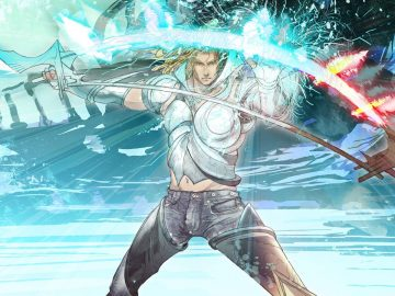 Arte de El Shaddai: Ascension of the Metatron
