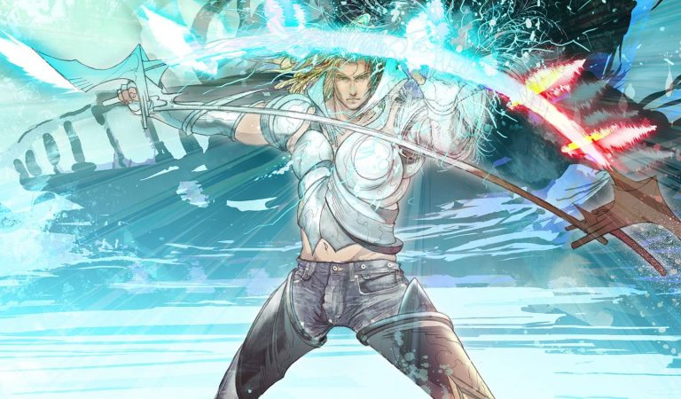 El Shaddai: Ascension of the Metatron em desenvolvimento para PC