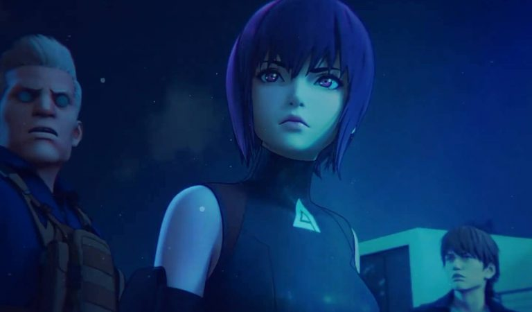Ghost in the Shell e Megami Tensei se cruzam em Liberation Dx2