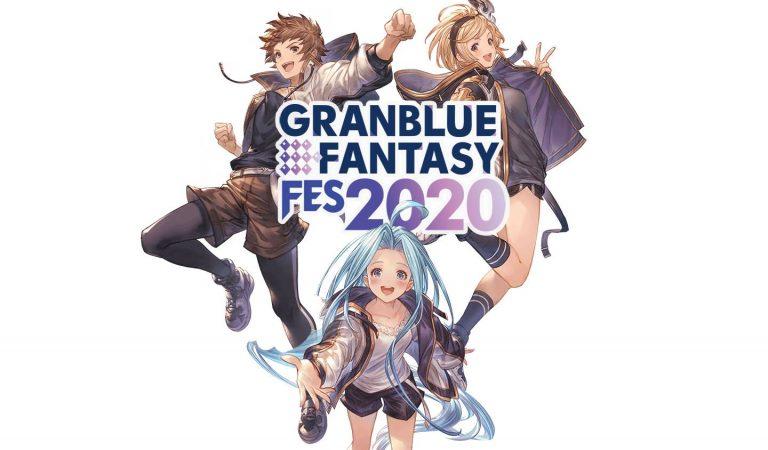 Granblue Fantasy Fes 2020 será realizado online em breve