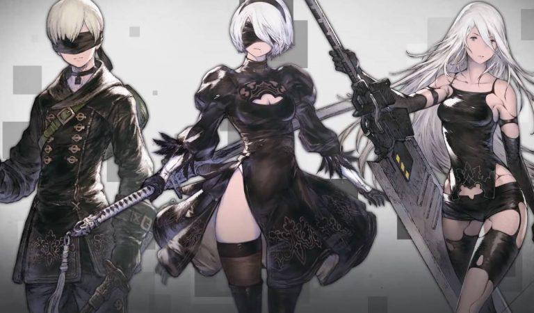 NieR Re[in]carnation será lançado com evento de NieR: Automata