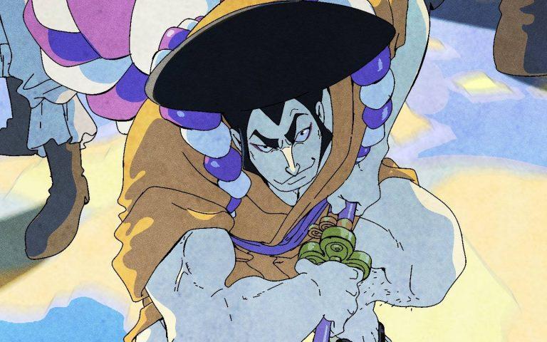 Arte de One Piece