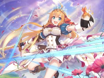Arte de Princess Connect Re:Dive