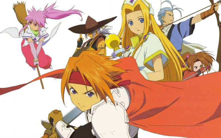 Arte de Tales of Phantasia