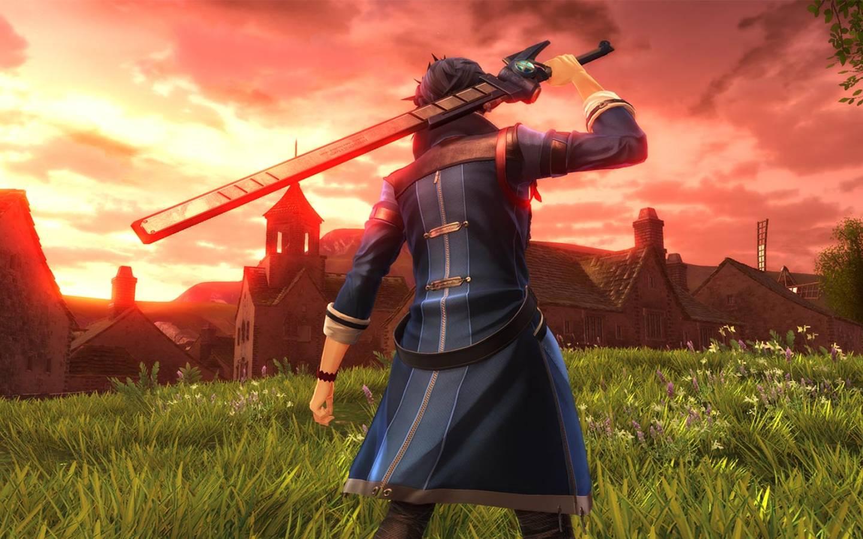 Screenshot Screenshot de The Legend of Heroes: Kuro no Kiseki