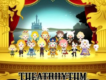 Arte de Theatrhythm Final Fantasy: All-Star Carnival