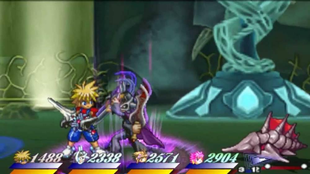 Screenshot de Tales of Destiny 2