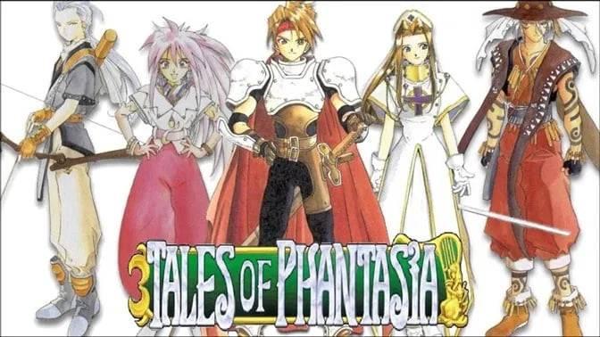 Arte de Tales of Phantasia
