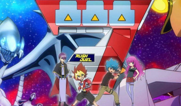 Yu-Gi-Oh! Rush Duel está em desenvolvimento para Switch