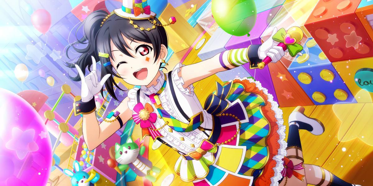 Love Live! All Stars Nico