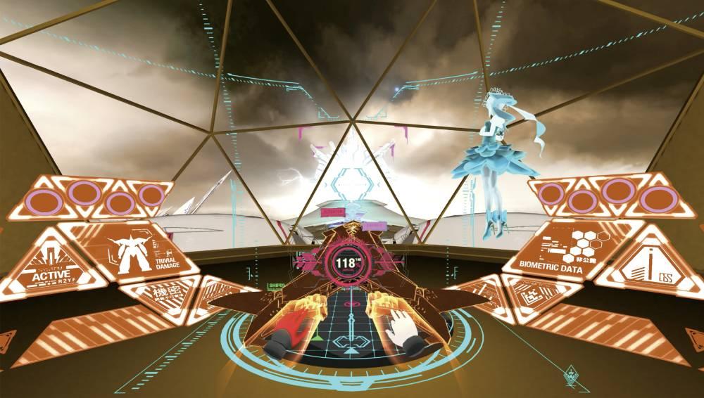 Screenshot de Altdeus: Beyond Chronos