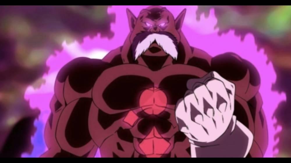 Captura de tela de Dragon Ball Super