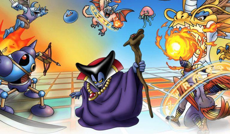 Dragon Quest Tact receberá versão global ainda em janeiro
