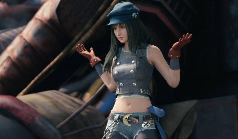 Square Enix registra marcas com possíveis referências a FFVII