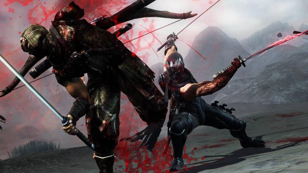 Screenshot de Ninja Gaiden 3: Razor's Edge