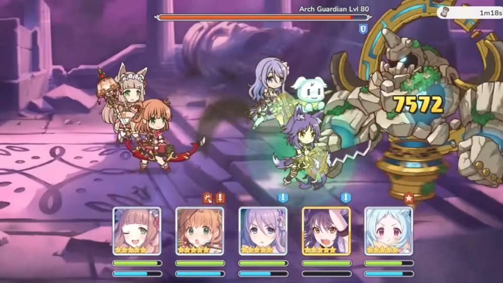 Screenshot de Princess Connect! Re:Dive