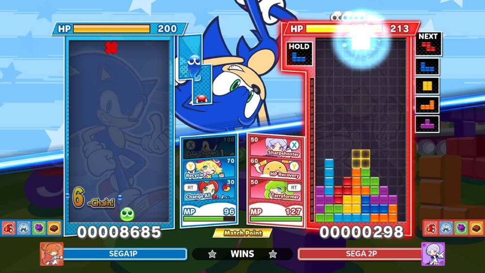 Screenshot de Puyo Puyo Tetris 2