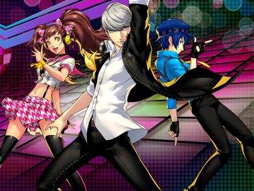 Imagem de Persona 4: Dancing All Night