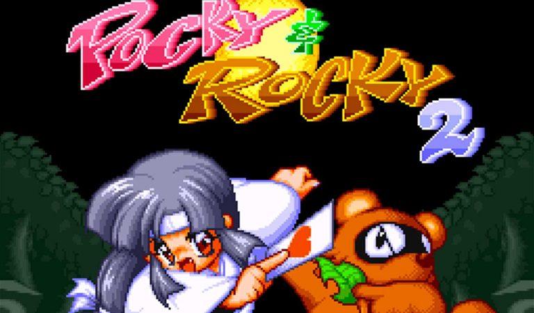 Pocky & Rocky 2 – O gracioso shmup da Natsume | #DensetsuIndica