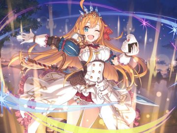Arte de Princess Connect! Re:Dive