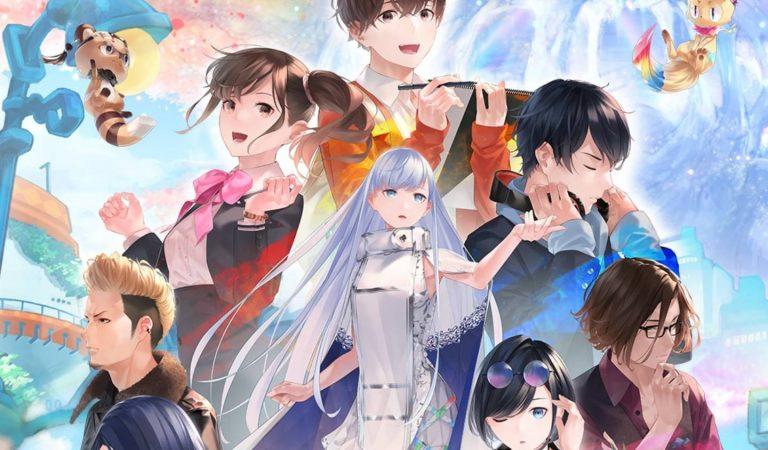 Rakugaki Kingdom finalmente recebe data de lançamento no Japão