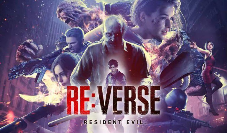 Resident Evil tentará multiplayer mais uma vez com Re:Verse