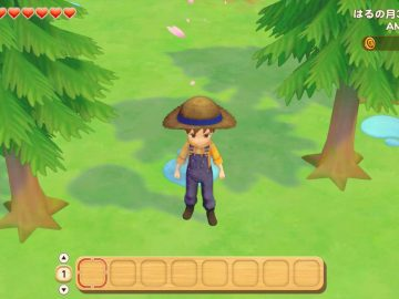 Screenshot de Story of Seasons: Pioneers of Olive Town