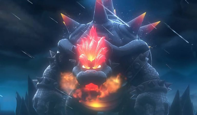 Bowser está furioso no novo trailer de Super Mario 3D World