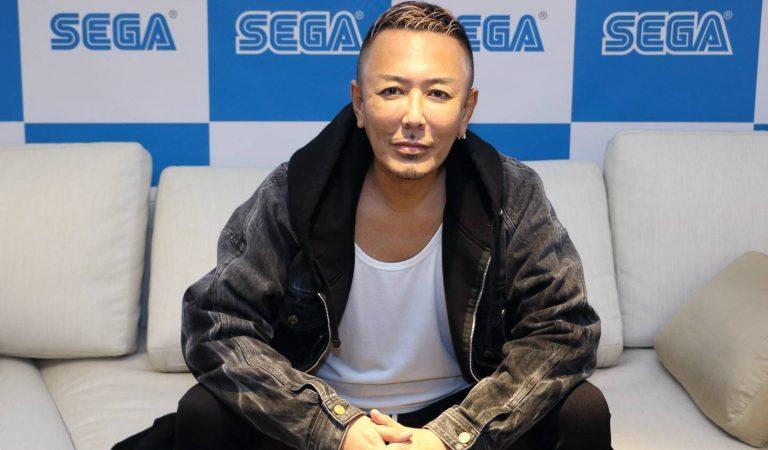 Toshihiro Nagoshi deixará cargo de CCO com reestruturação da Sega
