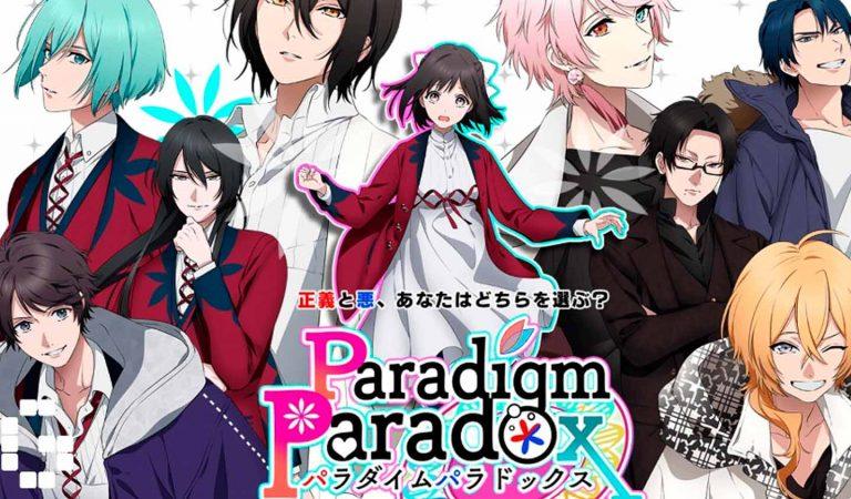 Visual novel Paradigm Paradox tem abertura divulgada
