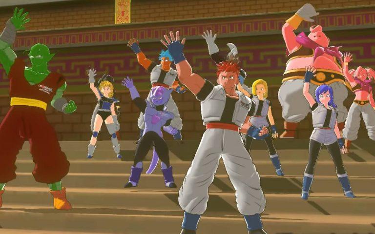 Screenshot de Dragon Ball Games Battle Hour