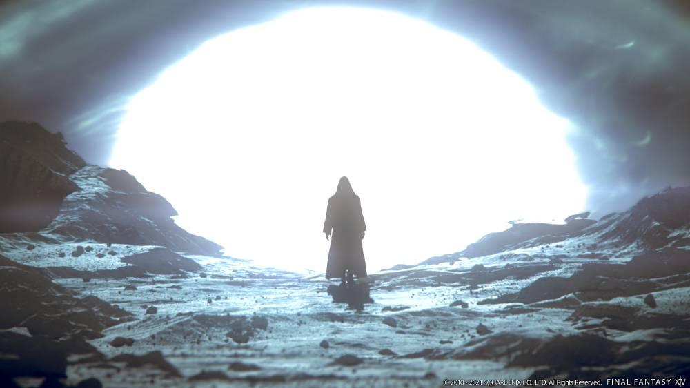 Screenshot de Final Fantasy XIV: Endwalker
