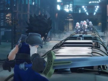 Screenshot de Final Fantasy VII: Ever Crisis