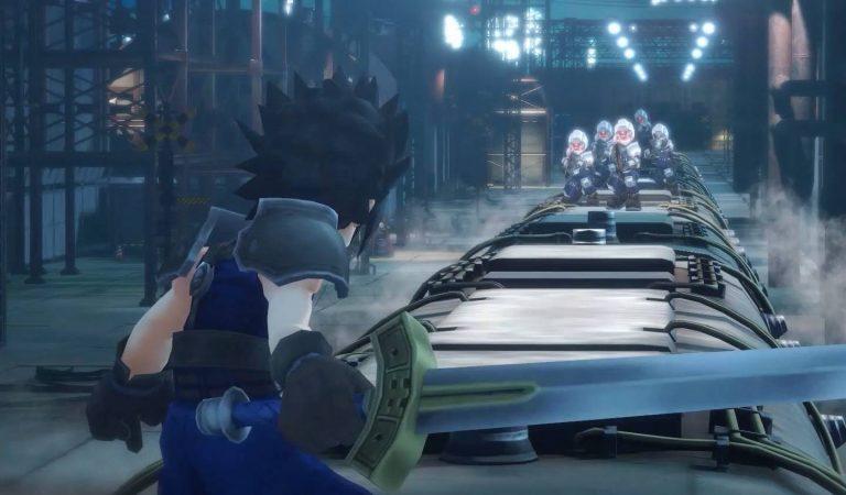 Final Fantasy VII: Ever Crisis será um novo jogo mobile em 2022