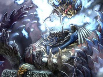 Arte de Final Fantasy XIV: Endwalker